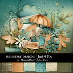 Just 4 You Mini Pack-$3.49 (Jumpstart Designs)