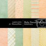 Baby Sweet Delights Paper Pack-$4.00 (Karen Lewis)