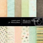 Majestic Wonder Paper Pack-$4.00 (Karen Lewis)