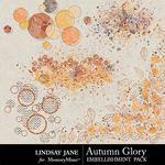 Autumn Glory Scatterz Pack-$1.99 (Lindsay Jane)