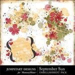 September Sun Splatters Pack-$2.49 (Jumpstart Designs)
