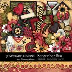 September Sun Add On Embellishment Pack-$2.99 (Jumpstart Designs)