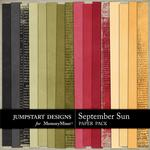 September Sun Paper Pack-$3.49 (Jumpstart Designs)