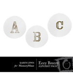 Eezy Breezy Alphabet Pack-$0.99 (Karen Lewis)
