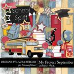 My Project September Combo Pack-$4.99 (Laura Burger)