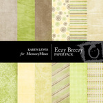 Eezy Breezy Paper Pack-$3.99 (Karen Lewis)