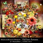 Fall Into Autumn Combo Pack-$3.50 (MagicalReality Designs)