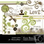 Eezy Breezy Embellishment Pack-$3.50 (Karen Lewis)