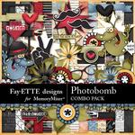 Photobomb Combo Pack-$4.99 (Fayette Designs)