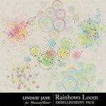Rainbows Loom Scatterz Pack-$1.99 (Lindsay Jane)