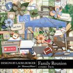 Family Reunion Combo Pack-$2.49 (Laura Burger)