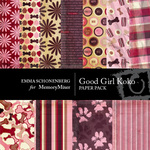 Good Girl Koko Paper Pack-$4.00 (Emma Schonenberg)