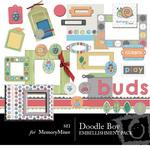 Doodle Boy Embellishment Pack-$3.50 (s.e.i)