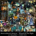 Wizard of the Night Combo Pack-$3.50 (MagicalReality Designs)