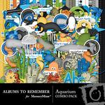 Aquarium Combo Pack-$4.99 (Albums to Remember)