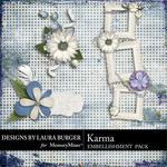 Karma Clusters Pack-$2.49 (Laura Burger)