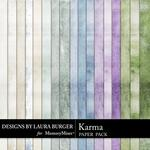 Karma Solid Paper Pack-$3.49 (Laura Burger)
