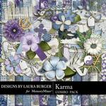 Karma Combo Pack-$4.99 (Laura Burger)