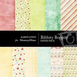 Bippity Boppity Paper Pack-$3.99 (Karen Lewis)