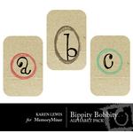 Bippity Boppity Alphabet Pack-$0.99 (Karen Lewis)