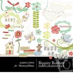 Bippity Boppity Embellishment Pack-$2.99 (Karen Lewis)