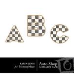 AutoShop Alphabet Pack-$1.00 (Karen Lewis)