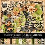 A Bit of Attitude Add On Combo Pack-$6.99 (Jumpstart Designs)