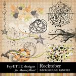 Rocktober Background Fancies Pack-$2.99 (Fayette Designs)