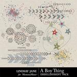 A Boy Thing Scatterz Pack-$1.99 (Lindsay Jane)