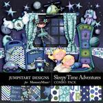 Sleepy Time Adventures Combo Pack-$4.80 (Jumpstart Designs)