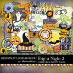 Fright Night 2 Add On Embellishment Pack-$2.49 (Laura Burger)
