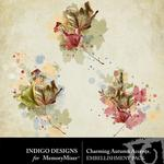 Charming Autumn Accents Pack-$1.99 (Indigo Designs)