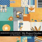 My Project October Pocket Pieces-$2.49 (Laura Burger)