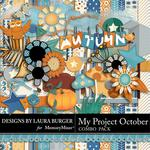 My Project October Combo Pack-$4.99 (Laura Burger)