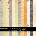Autumn LB Messy Paper Pack-$3.49 (Laura Burger)