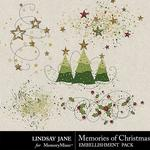 Memories of Christmas Scatterz Pack-$1.99 (Lindsay Jane)