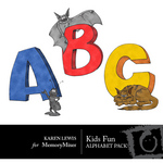 Kids Fun Alphabet Pack-$2.00 (Karen Lewis)
