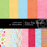 Fairy Tale Dreams Paper Pack-$4.00 (Karen Lewis)