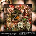 Vintage Autumn Combo Pack-$3.50 (MagicalReality Designs)