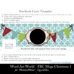 FBC Mega Christmas 1 QM-$1.49 (Word Art World)