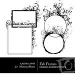 Fab Frames Pack-$1.99 (Karen Lewis)