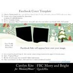 FBC Merry and Bright QM-$1.49 (Carolyn Kite)