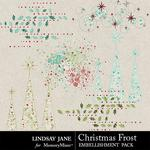 Christmas Frost Scatterz Pack-$1.99 (Lindsay Jane)
