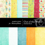Out Of This World Paper Pack-$4.00 (Karen Lewis)