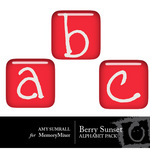 Berry Sweet Alphabet Pack-$1.00 (Amy Sumrall)