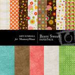 Berry Sweet Paper Pack-$4.00 (Amy Sumrall)