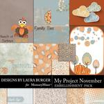 My Project November Pocket Pieces-$2.49 (Laura Burger)