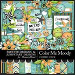 Color Me Moody FDJSD Combo Pack-$7.99 (Fayette Designs)