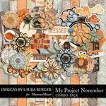 My Project November Combo Pack-$4.99 (Laura Burger)