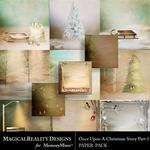Upon a Christmas 1 Paper Pack 1-$3.99 (MagicalReality Designs)